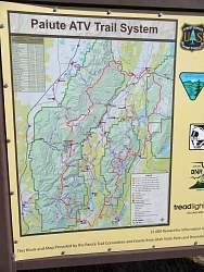 Marysvale Utah Map.Motorbiking Part Of The Paiute Atv Trail System From Beaver To